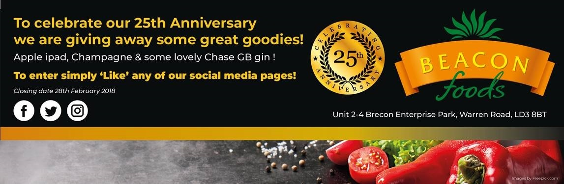 25 Year Prize