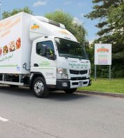Beacon Foods Transport Lorry